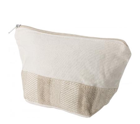 Kulturtasche aus Baumwolle Event-Taschen